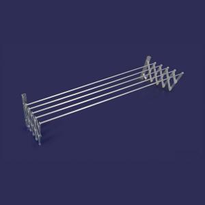 Tendedero de aluminio 100 cm